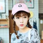 Penguin Embroidered Baseball Cap