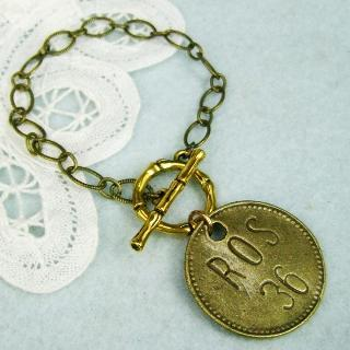 Old City Copper Bracelet
