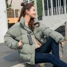 Zipper Padded Jacket