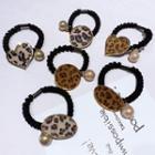 Leopard Patterned Hair Tie