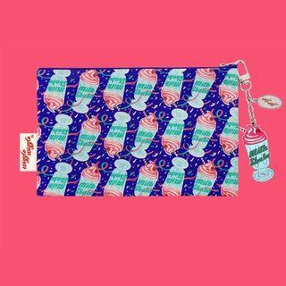 Wiggle Wiggle - Printed Cosmetic Bag