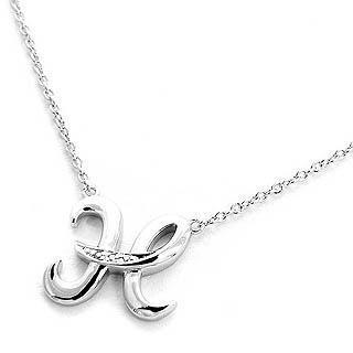 H Necklace