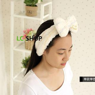 Bow-accent Hair Tie