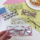 Clear Glasses Case