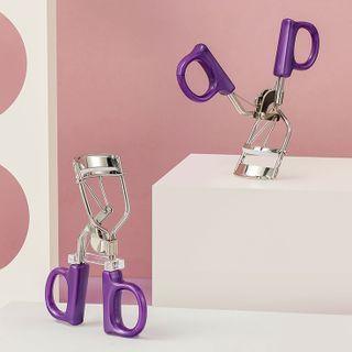 Eyelash Curler Purple - One Size