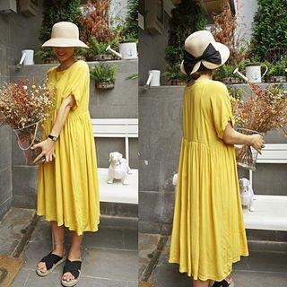 Bow-accent Sun Hat