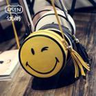 Smiley Shoulder Bag