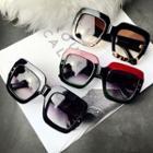 Square Oversize Glasses
