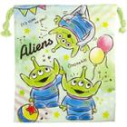 Alien Drawstring Pouch One Size