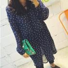 Dotted Long Shirt