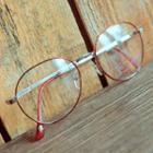 Metal Frame Round Glasses