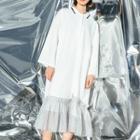 Long-sleeve Midi Polo Dress