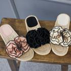 Corsage Slippers