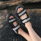 Adhesive Sandals