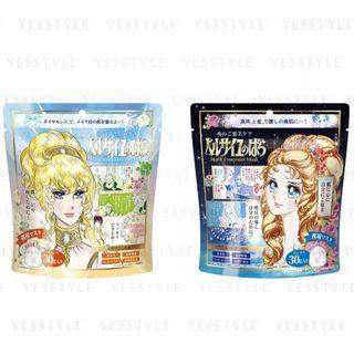 Creer Beaute - Rose Of Versailles Rose Mask 30pcs - 2 Types