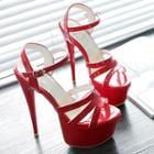 Platform Stiletto Sandals