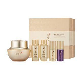 The Face Shop - Yehwadam Hwansaenggo Rejuvenating Radiance Cream Special Set 5pcs