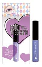 Lucky Trendy - Tm Color Mascara (milky Violet) 1 Pc