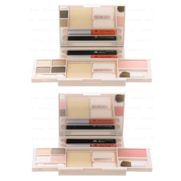 Bisous Bisous - Love Complete Makeup Palette - 2 Types