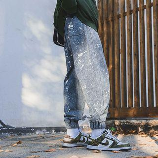 Splattered Sweatpants