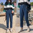 Pocket Baggy-fit Jeans