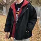 Hooded Jacket Jacket