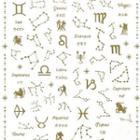 Horoscope Nail Art Decoration