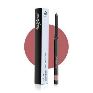 Beauty For Real - D-fine Lip Liner Pencil (3 Types)