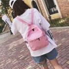 Cnavas Backpack