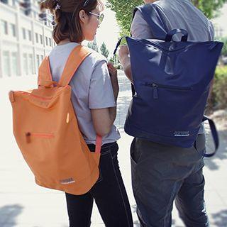 Plain Lightweight Backpack