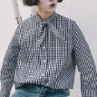Check Shirt Check - One Size