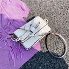 Mini Knotted Crossbody Bag