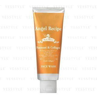 Stella Seed - Angel Recipe Rich Moist Face Wash 90g