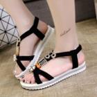 Charm Accent Sandals
