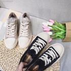 Color Block Star Sneakers