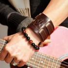 Paw Genuine Leather Bracelet