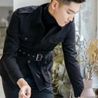 Utility Buttoned Jacket