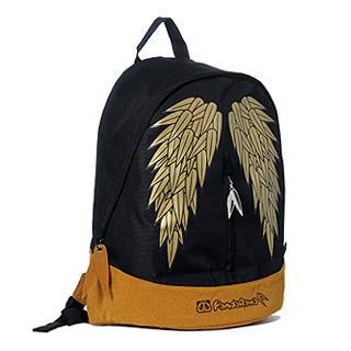 Panda Wings Backpack Black - One Size