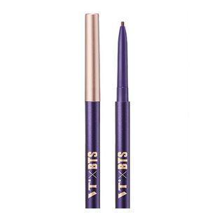 Vt - Bts Super Tempting Skinny Gel Eyeliner - 5 Colors #02 Dark Brown