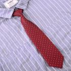 Patterned Pre-tied Neck Tie