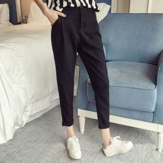 Slim-fit Pants As Shown In Figure - One Size