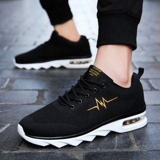 Embroidered Athletic Sneakers
