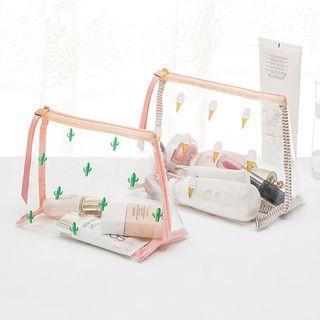 Printed Makeup Bag
