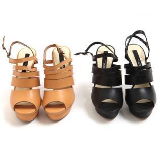 Platform High-heel Sandals