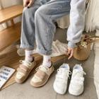 Chunky Lace-up Sneakers