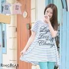 Long Striped Tee