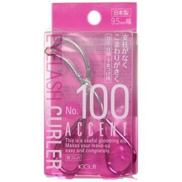 Koji - No.100 Eyelash Curler (accent) 1 Pc