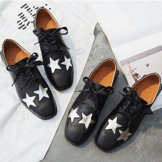 Star Oxfords