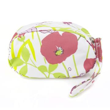 Butterfly-print Cosmetics Bag (small) 1 Pc