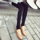 Plain Tights/ Stirrup Leggings